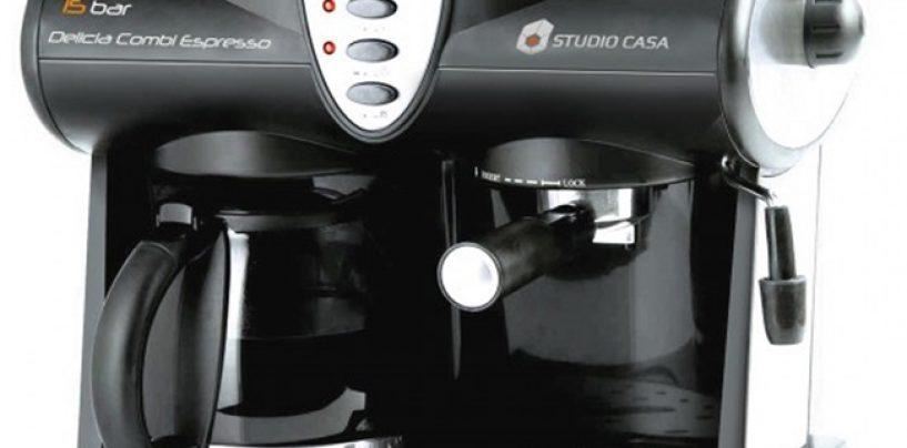 Espressor Studio Casa Delicia Combi