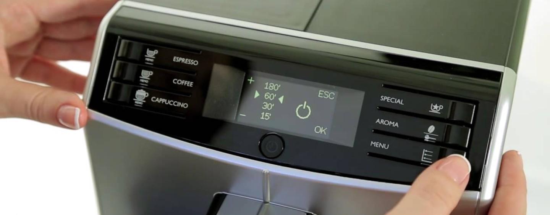 Philips Saeco Minuto HD8763/09, espressor de top pentru birou