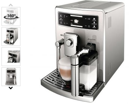 Philips Saeco Xelsis Evo HD8954/09