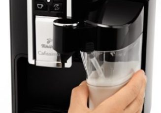 Tchibo Cafissimo Latte Nero: espressor cu capsule, pentru o cafea buna in fiecare dimineata