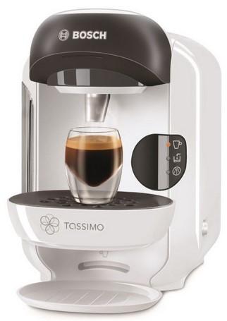 Espressor Bosch Tassimo Vivy TAS 125 preparare cafea