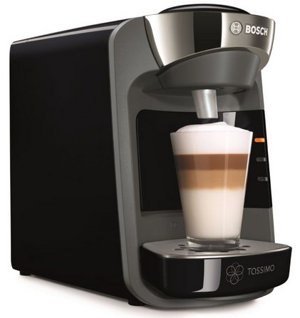 Bosch Tassimo Suny TAS 3202 preparare cappuccino