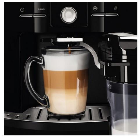 Espressor Krups Latt'Espress EA8298 preparare cappuccino