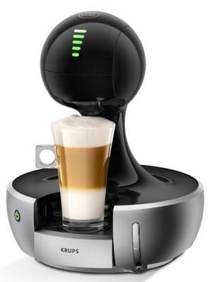 Nescafe Dolce Gusto Drop KP350B preparare cappuccino