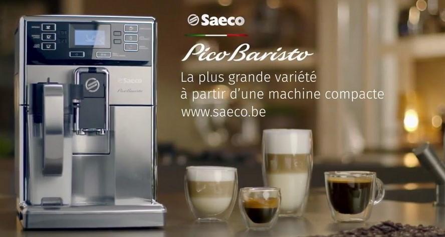 Saeco PicoBaristo HD892409