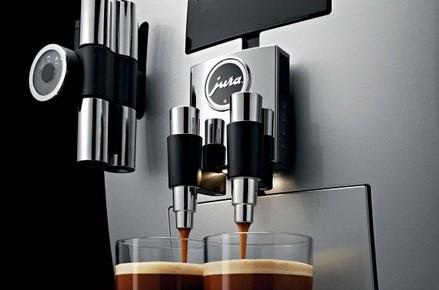 Jura J90 preparare cafea