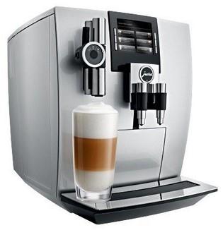 Jura J90 cappuccino