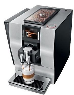 Jura Z6 recipient cafea