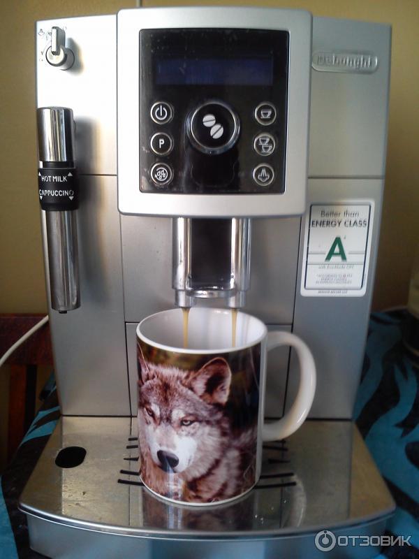 DeLonghi Caffe Magnifica ECAM 23.420 SR