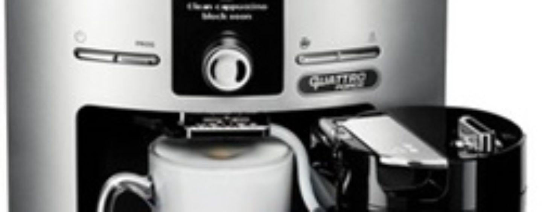 Krups Latt'Espress Silver EA82FE10