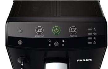 Philips HD8821/09 display