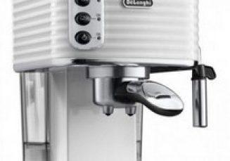 Espressor cu pompa DeLonghi ECZ351.Wh Scultura