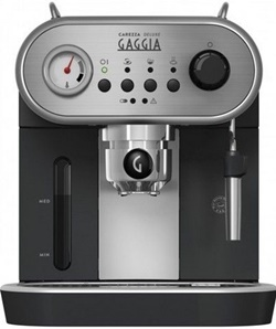 Gaggia Carezza Deluxe RI8525 01 espressor manual