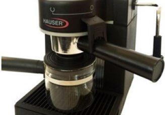 Espressor Hauser CE-923: alegerea ieftina pentru tine