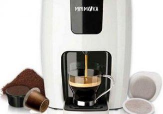 Espressor manual MiniMoka CM 2185