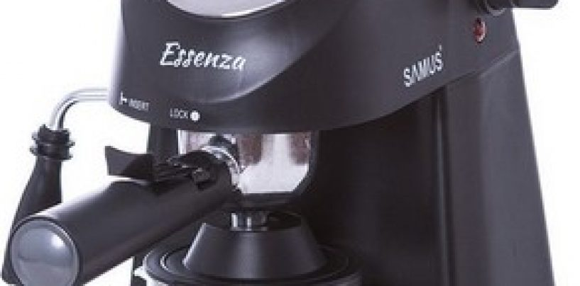 Espressor Samus Essenza: alegerea cea mai ieftina