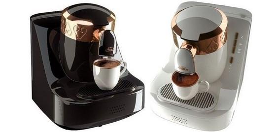 Aparat Preparare Cafea in Stil Turcesc Culori