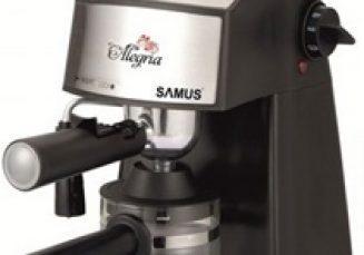 Samus Alegria – espressor de buget mic