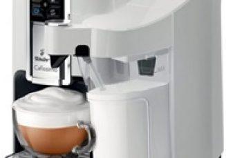 Tchibo Cafissimo Latte Bianco – design elegant si eficienta