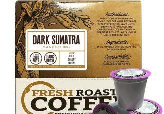 Cafeaua Sumatra Mandheling