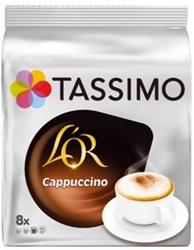 L'Or Cappuccino tassimo