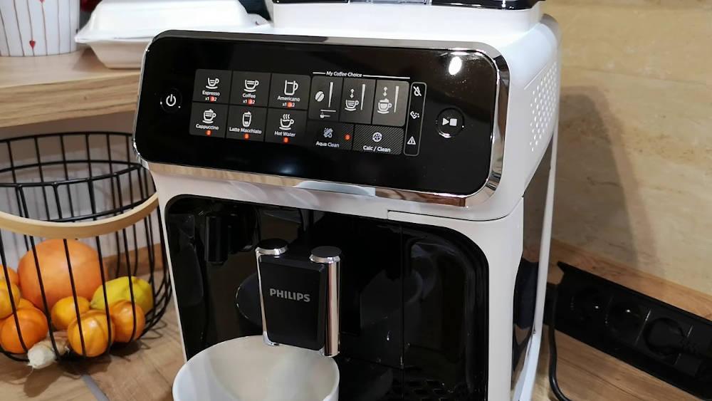 Philips aparat de cafea espressor cu filtru de apă