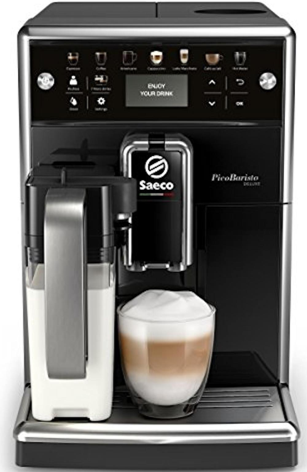 Saeco Picobaristo Deluxe SM5573 10 espressor automat cu boabe de cafea