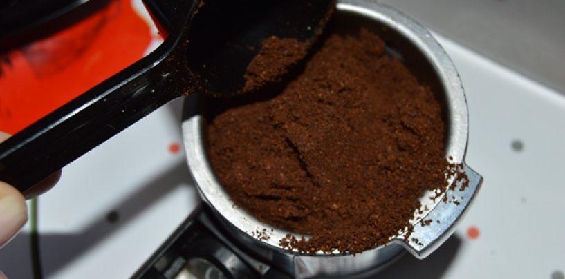 Prea multă cafea în portafiltru. Ce se întâmpla?