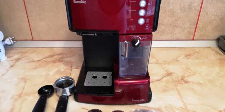 espressor breville prima latte vcf045X 01