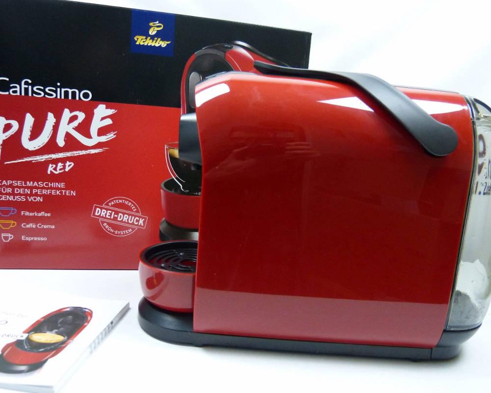 Tchibo Cafissimo Pure aparat cafea