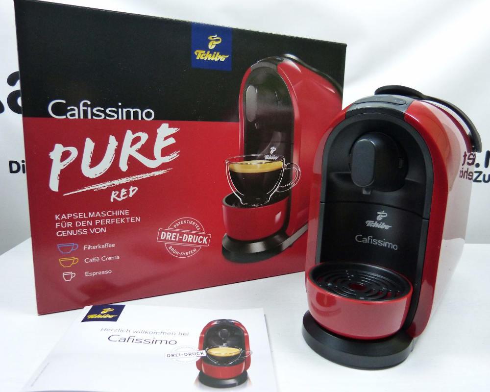 Tchibo Cafissimo Pure espressor de cafea