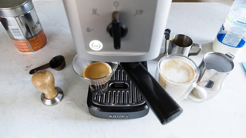 Krups Calvi XP3440 espressor cafea