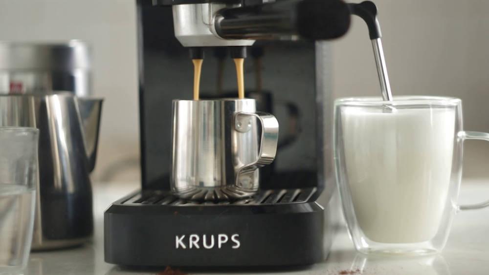 Krups Calvi XP3440 espressor manual