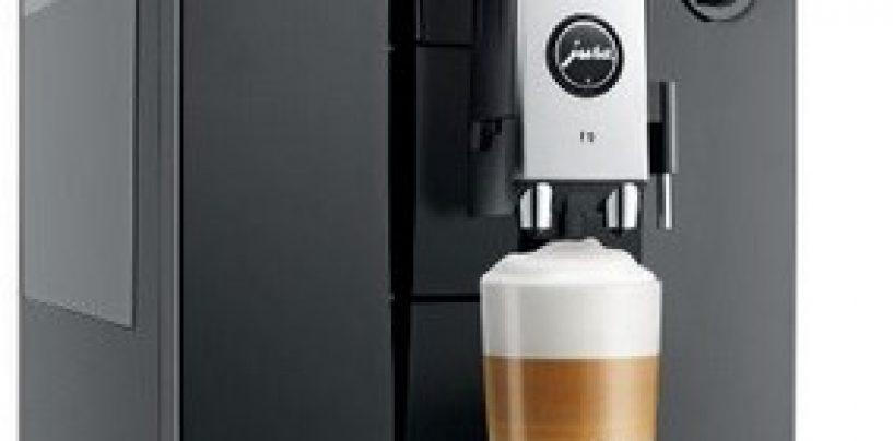 Jura F9 – espressor complet si acasa si intr-un restaurant