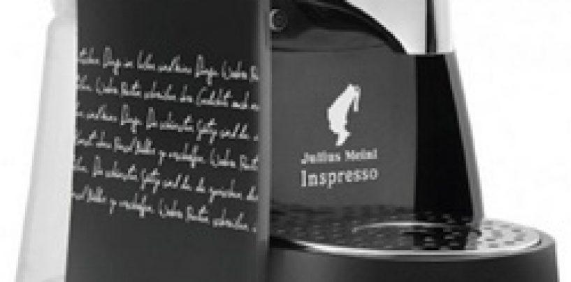 Espressor capsule Julius Meinl: pentru casa ta