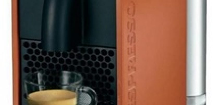 Nespresso DeLonghi U EN110 Orange