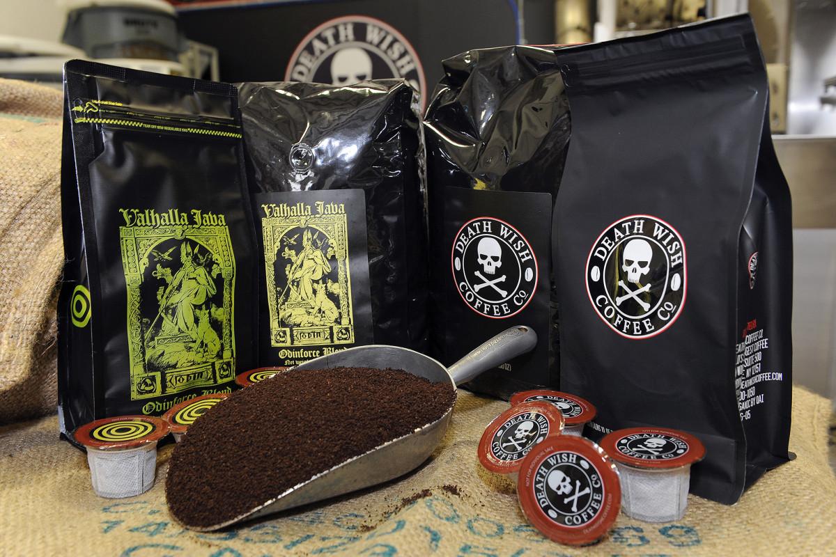 cafea Cafeaua Death Wish