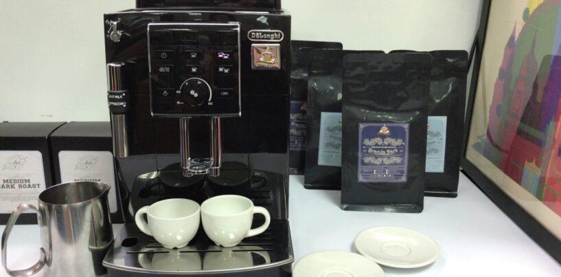 Espressorul De'Longhi ECAM 23.120.B – Automat. 15 Bar. Râșniță de calitate