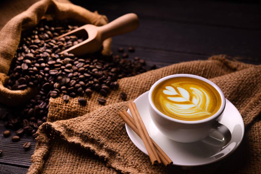 Brand italian espresso