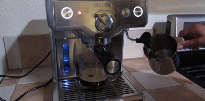 Breville 800ESXL – espressorul potrivit pentru cei care vor să prepare acasă un espresso de calitate