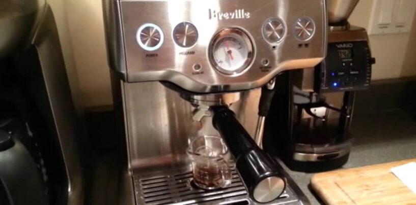Breville BES840XL – este unul dintre cele mai bune espressoare?