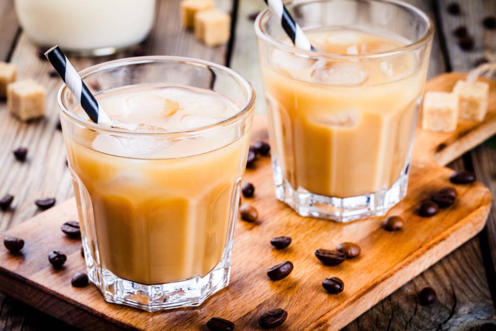 Vaniila Iced Coffee