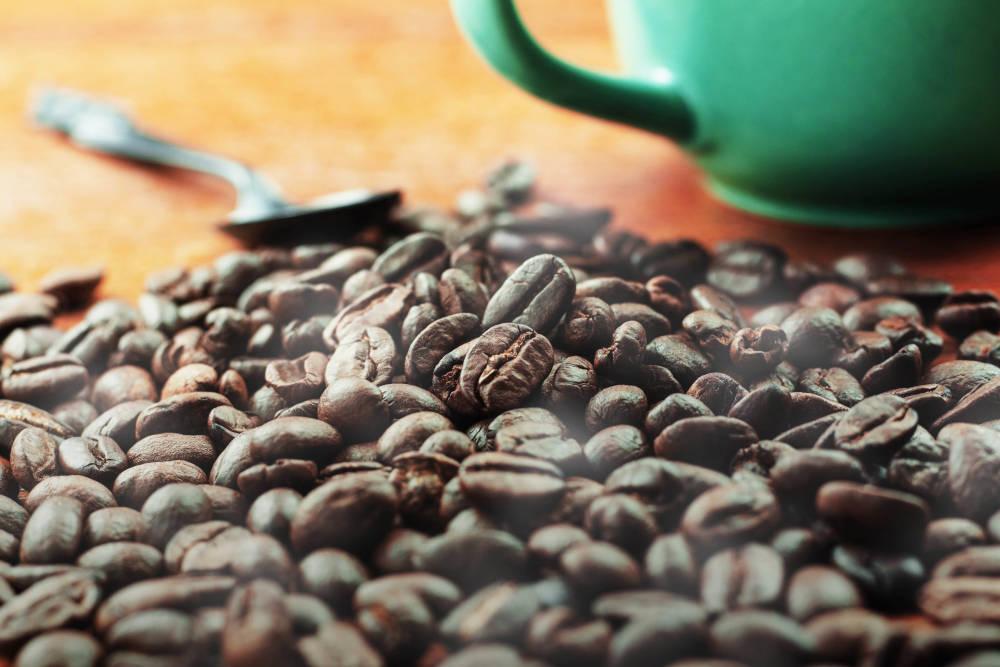 cafea boabe espresso