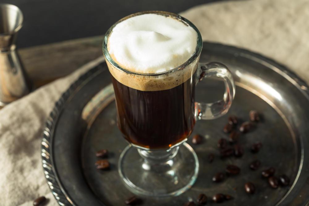 cafea irlandeza