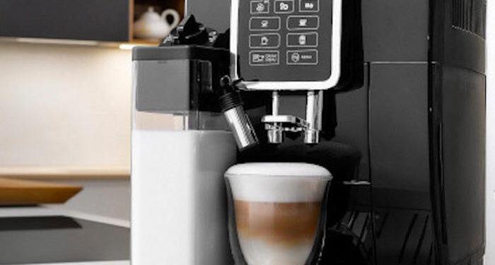 DeLonghi Dinamica ECAM 350.55.SB espressor complet automat