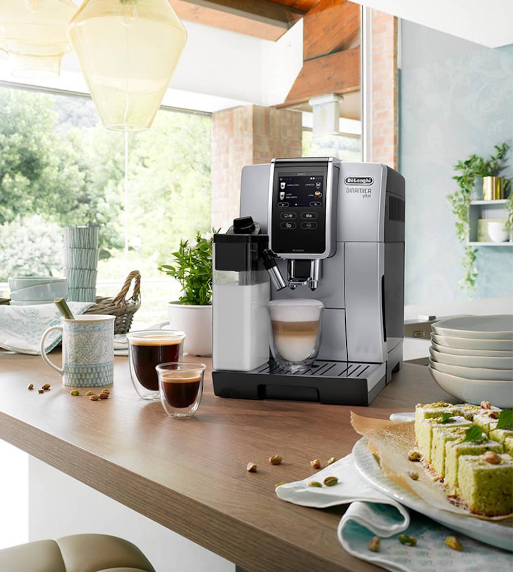 De'Longhi Dinamica Plus ECAM370.85.SB aparat cafea