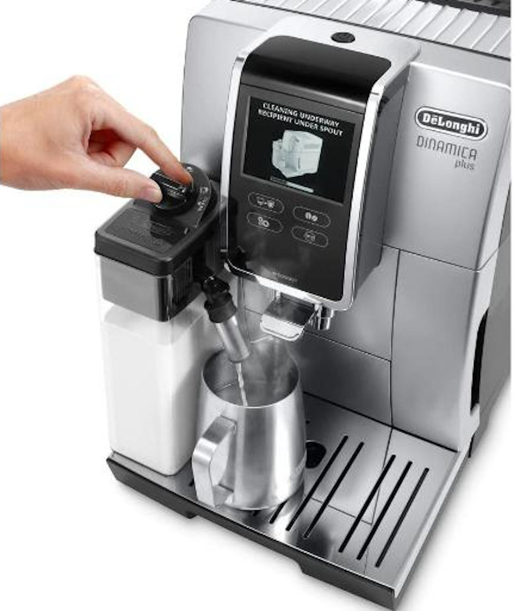 De'Longhi Dinamica Plus ECAM370.85.SB espressor cafea