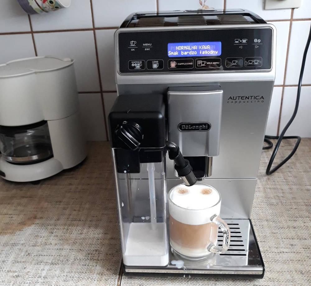 DeLonghi ETAM 29.660 SB espressor de cafea