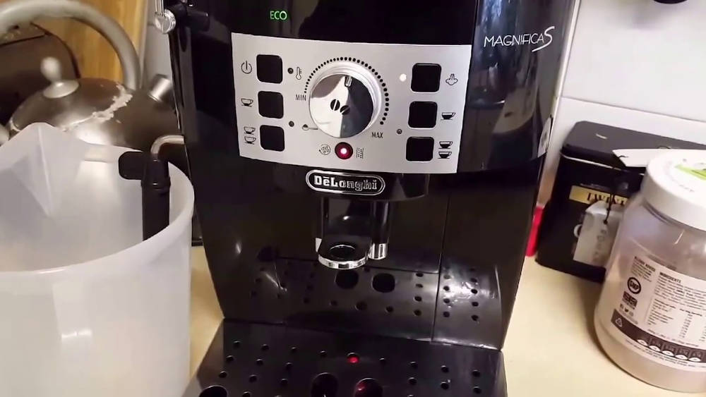 DeLonghi Magnifica S ECAM 21.117.B espressor cafea