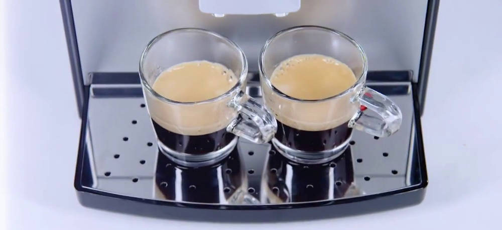 Espressor automat 2 cafele simultan